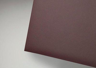 Burgundy - Leatherette