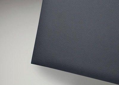 Navy Blue - Leatherette