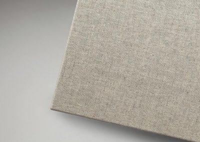 Natural Hessian - Linen