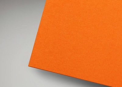 Tangerine - Linen