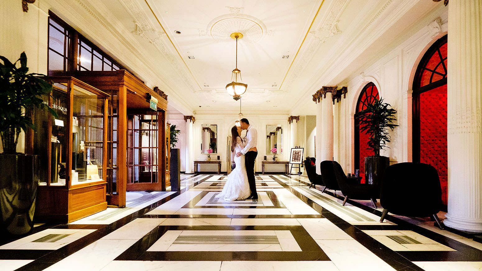 wedding photography in Glagow by Ian Arthur Wedding Photography