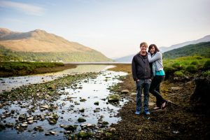 Portrait Photography by Glasgow & Loch Lomond photographer Ian Arthur