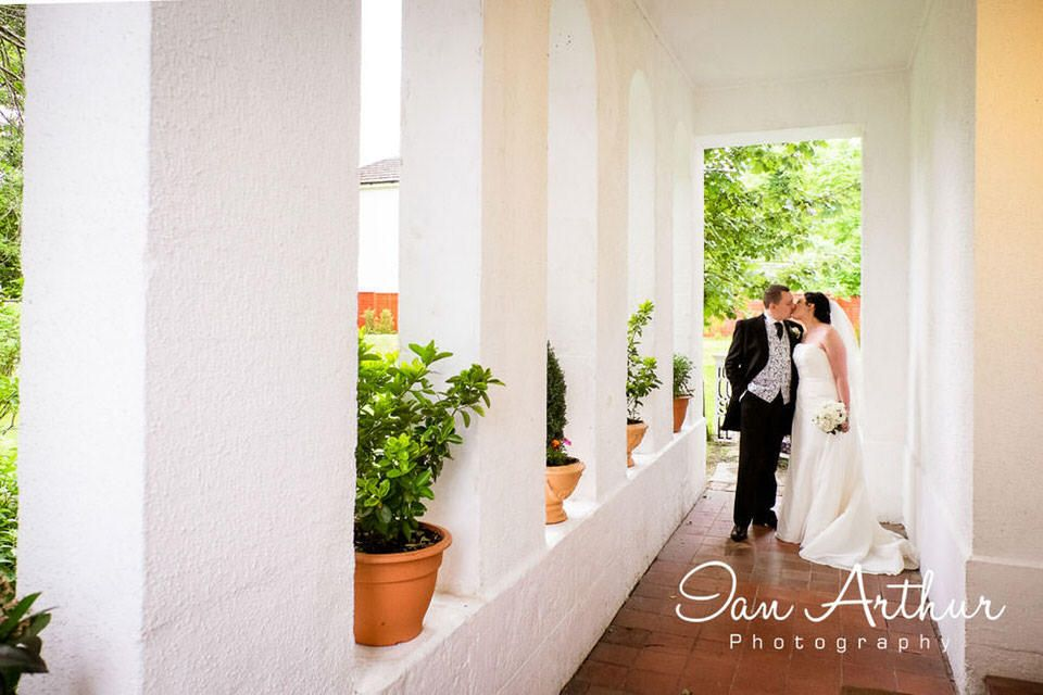 Glazert House Wedding Photographer in Lennoxtown