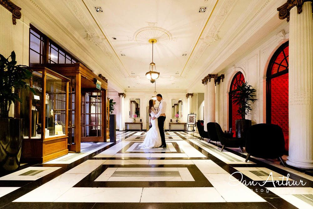 Blytheswood Hotel Wedding Photographer in Glasgow