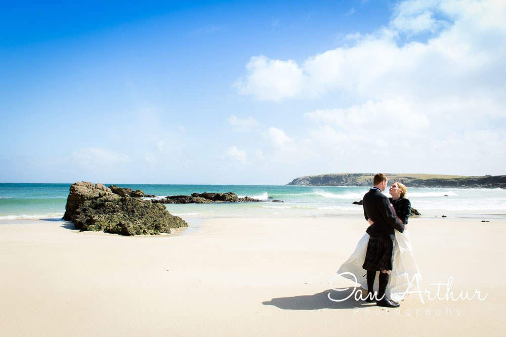 Isles of Lewis Wedding Photographer on the Scottish Islands