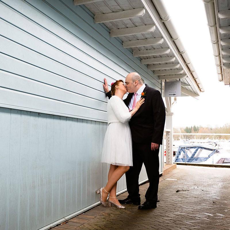 Monika and Bob's Wedding in Helensburgh and Loch Lomond