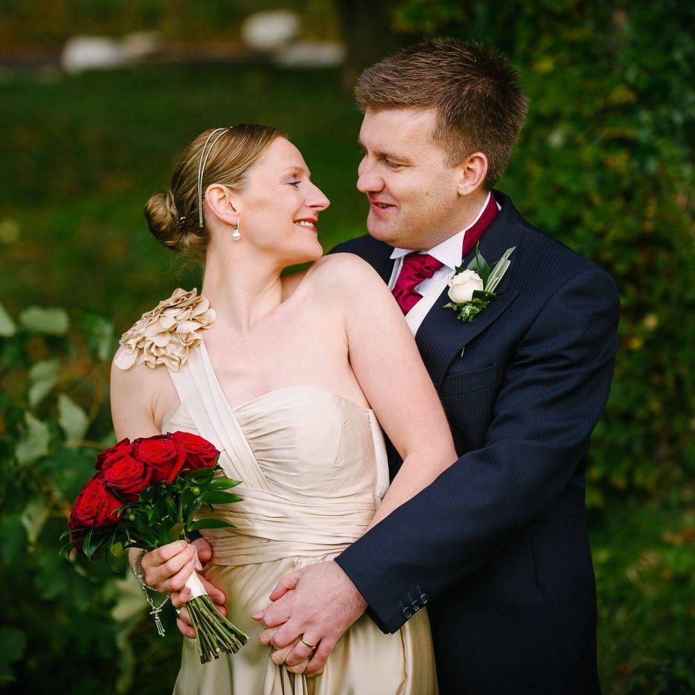 Sarah and Mark's wedding at Knockderry House
