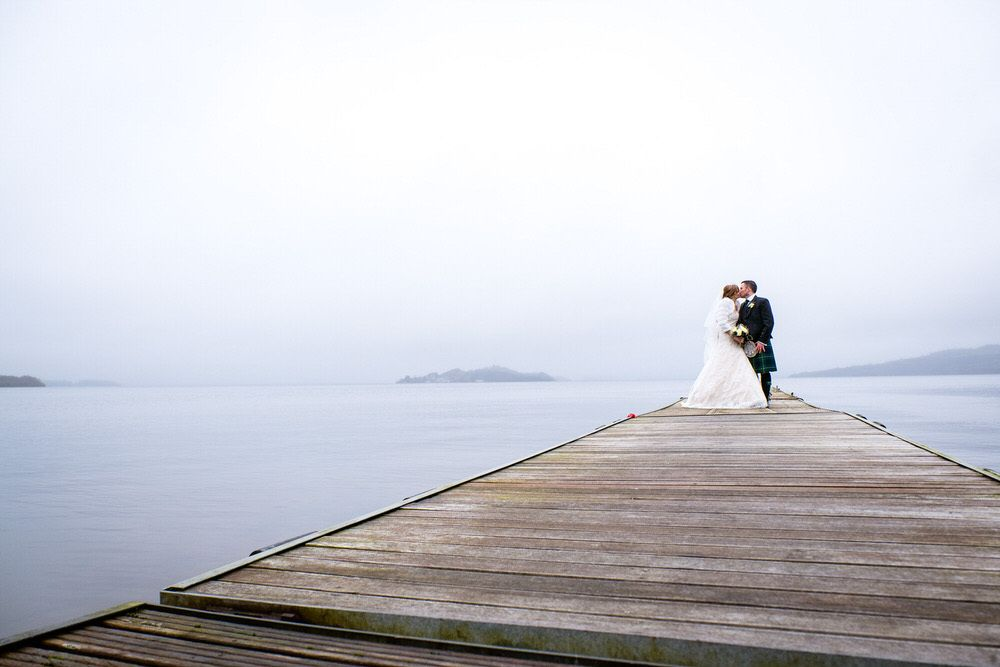 Loch Lomond and Argyll Photographer Ian Arthur Wedding Photography