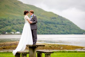 A wedding in Arrochar by Ian Arthur Wedding Photography