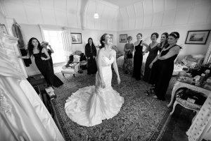 Capturing the moment by Ian Arthur, Glasgow wedding photographer