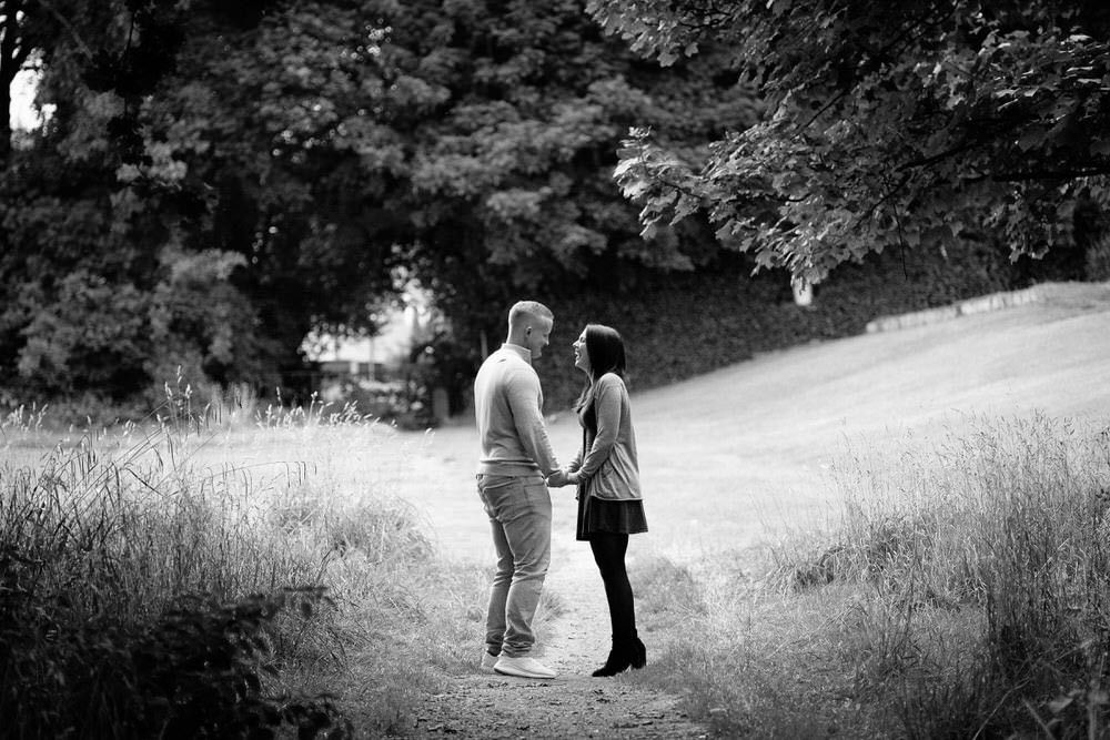 Pre-wedding Portrait Shoot - Ian Arthur Wedding Photography