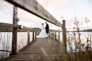 Inchmurrin Island & Loch Lomond Wedding by Ian Arthur Wedding Photography