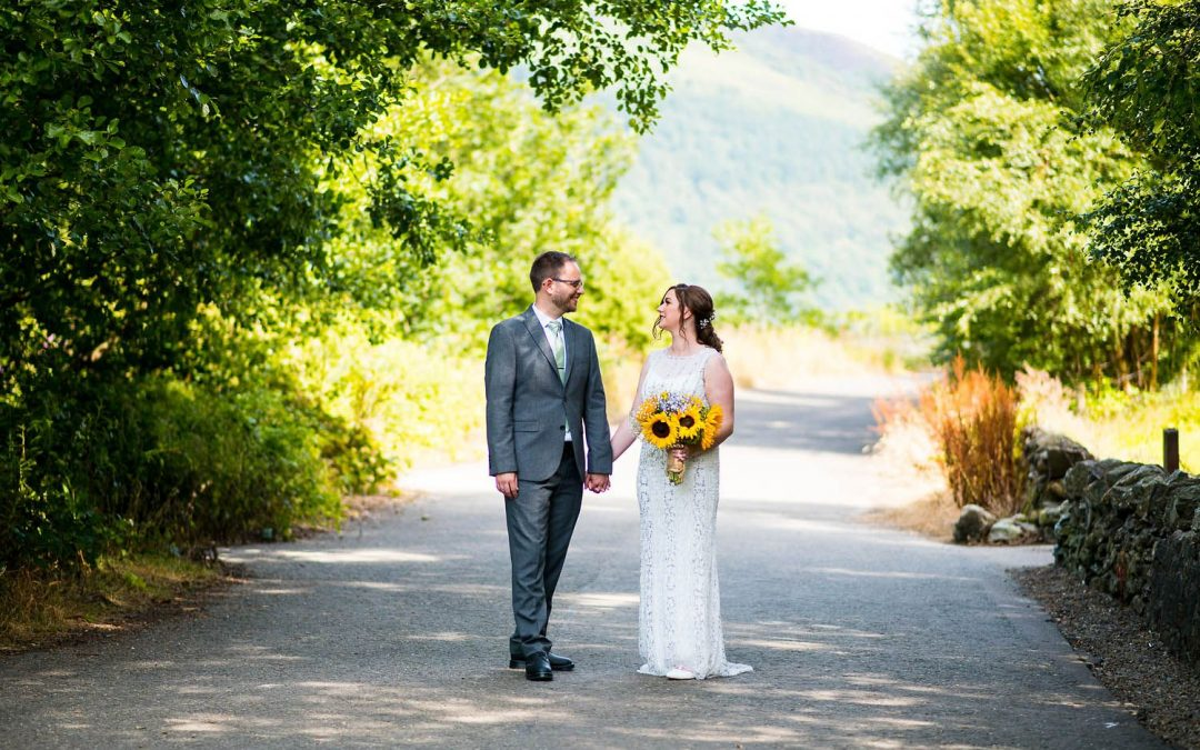 Lynsey & Richard's Stuckgowan House Wedding at Loch Lomond