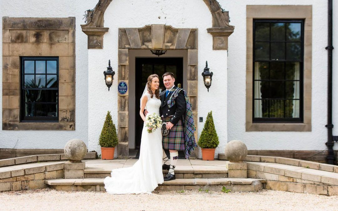 Zoe & James Wedding at Gleddoch House & Country Club