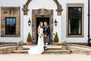 Zoe & James Wedding at Gleddoch House & Country Club by Ian Arthur Wedding Photography