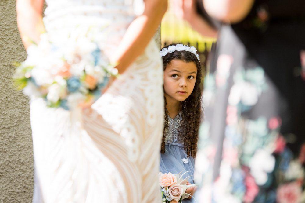 A bridesmaids look - Ian Arthur Wedding Photography