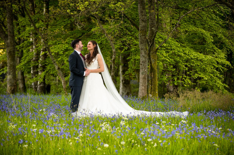 Loch Lomond Waterfront Wedding Photographer