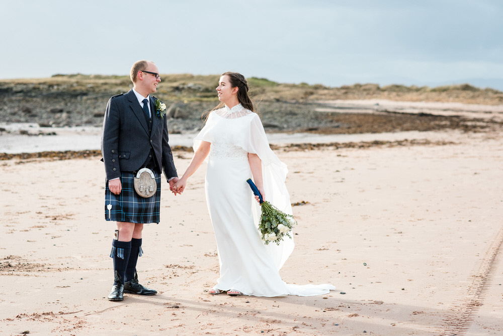 Eilidh & Kyle's Ayrshire Wedding – the Waterside in Ardrossan