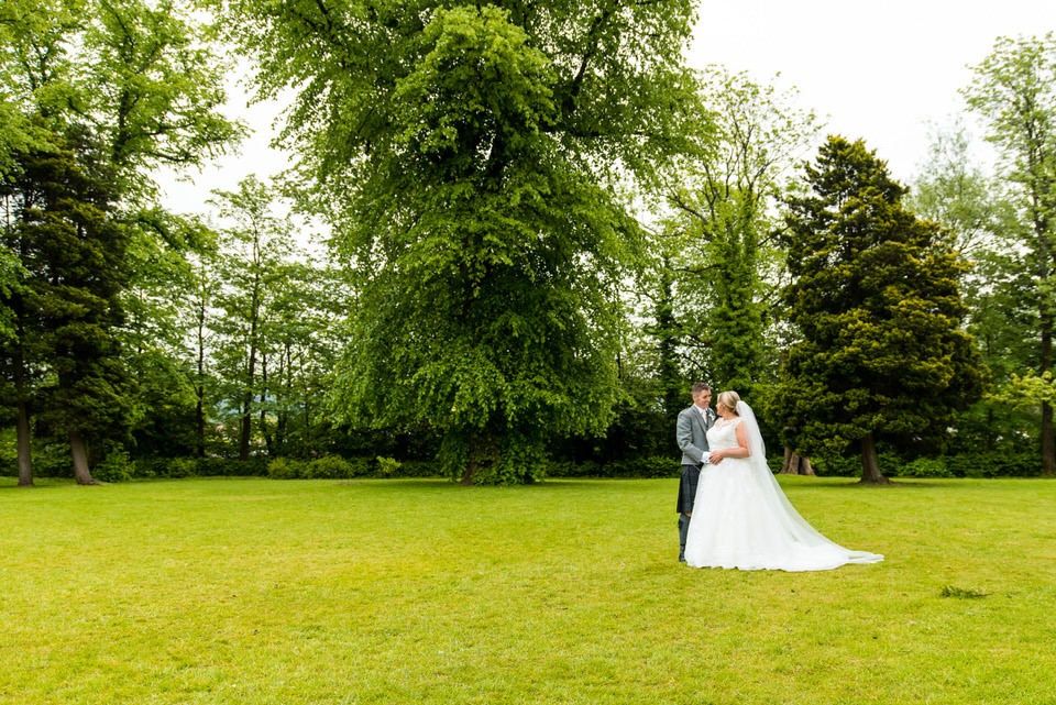 Louise and Joe's Wedding in Dumbarton – the happiest of days