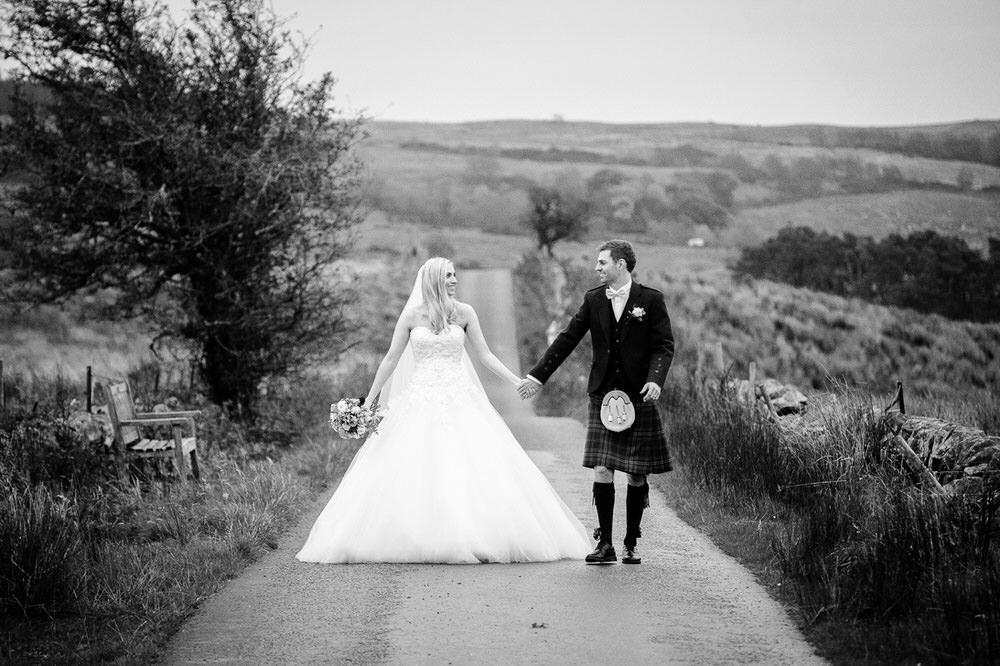 Helensburgh & Argyll Wedding Photographer – Laura & David