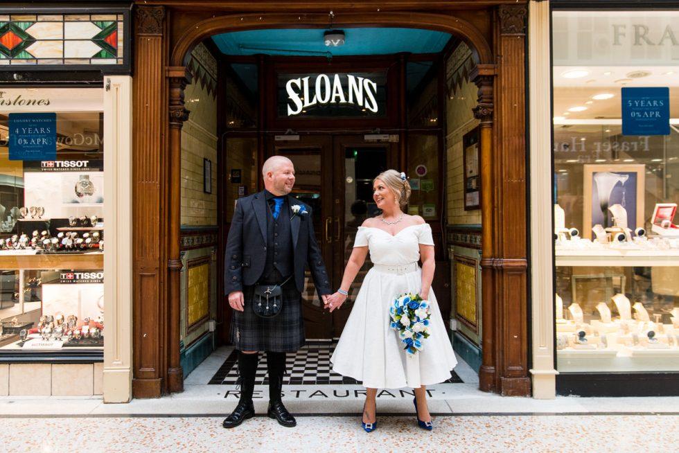 Wedding Photography in Glasgow & Scotland by Ian Arthur