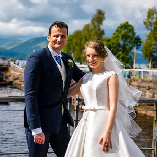 Monika & Laszlo's Wedding in Glasgow