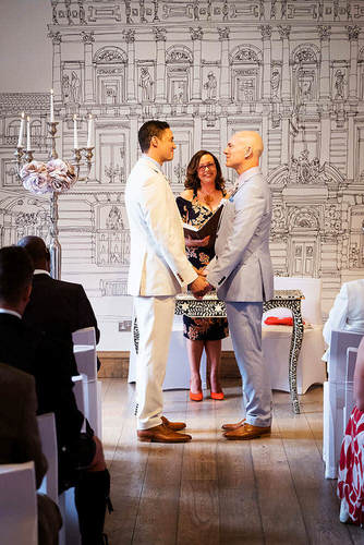 Same-sex & GLBT friendly Weddings in Glasgow, Argyll & Scotland
