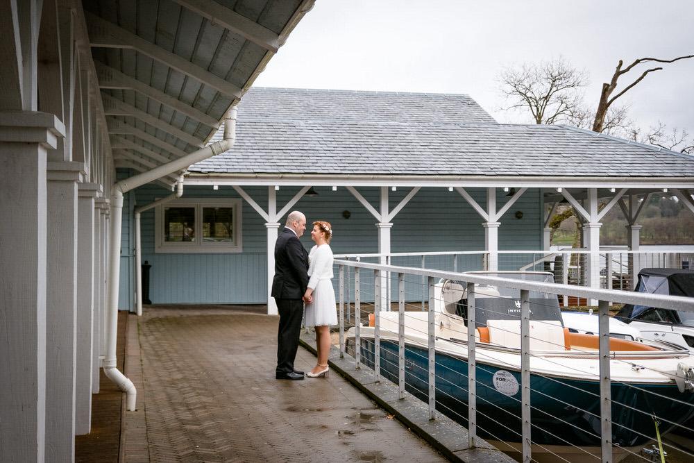 Helensburgh Register Office Wedding – with Bob & Monika