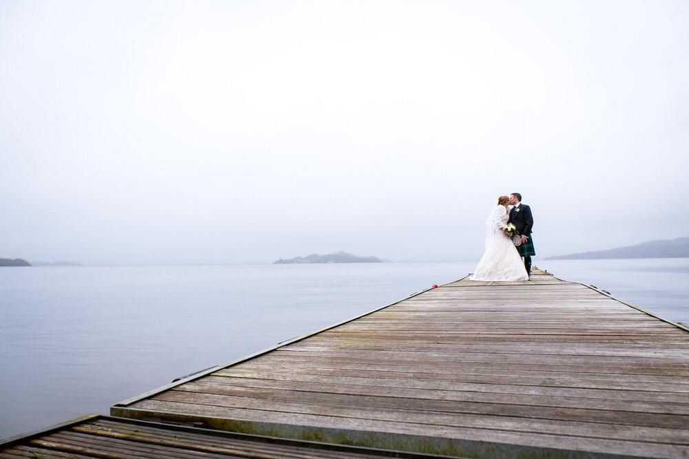 The Cruin & Loch Lomond Wedding Photographer