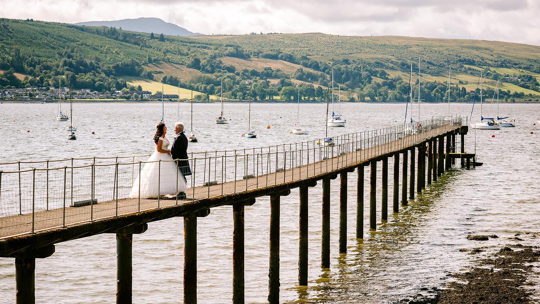 Creative & Experienced Wedding Photography in Glasgow & Argyll by Ian Arthur