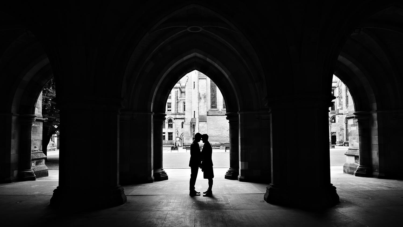 Same-sex wedding photography in Glasgow & Scotland
